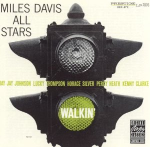 Miles Davis / Walkin' (Miles Davis All Stars)