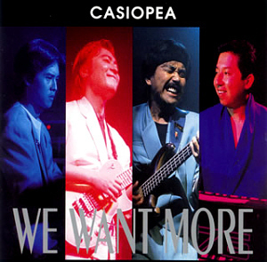 Casiopea / We Want More (홍보용)