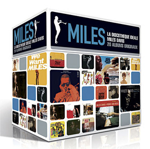 Miles Davis / The Perfect Miles Davis Collection (20CD, BOX SET)